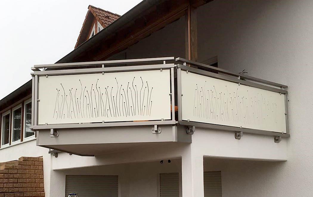Balkongelander Balkon Edelstahl Altenglan Kusel Kaiserslautern