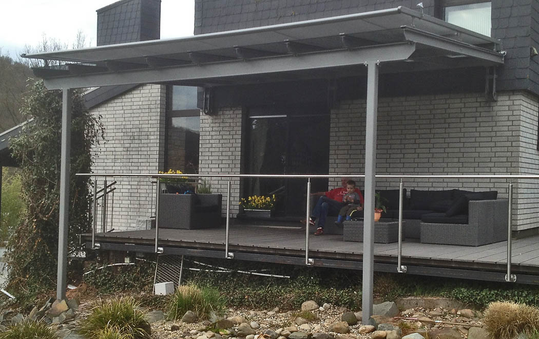 Top Terrassengeländer, Terrasse - Altenglan, Kusel, Kaiserslautern HV85